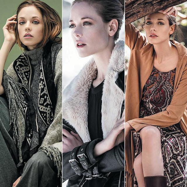 Moda otoño invierno 2016 Koxis. Ropa de Mujer de moda invierno 2016. Moda 2016.