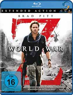 World War Z 2013 EXTENDED UNCUT Hindi 400MB BluRay 480p