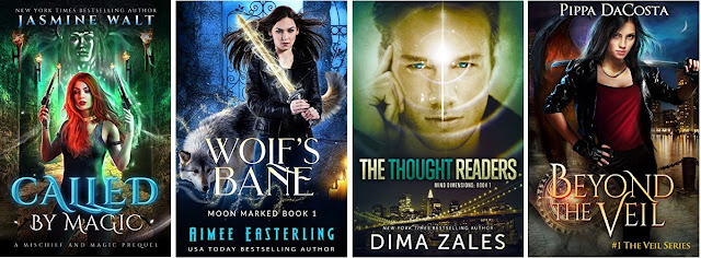 Image: Click for Top 100 Free BestSellers Contemporary Fantasy Ebooks