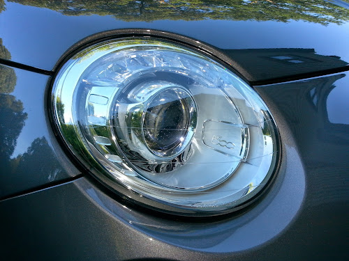 Fiat 500 Headlight