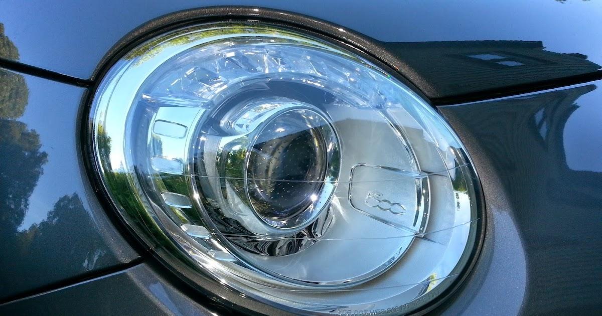 Fiat 500 And Abarth Headlight Bulb Change Fiat 500 Usa