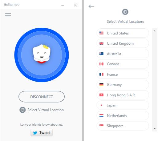 Betternet VPN Premium 5.0.5