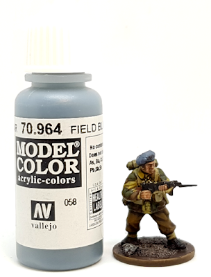 How to paint Polish Airborne