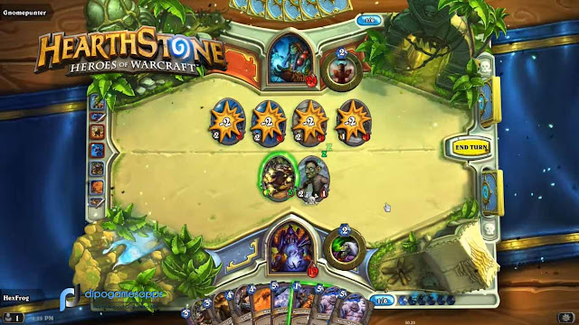 Free Download Hearthstone Heroes of Warcraft Mod Apk