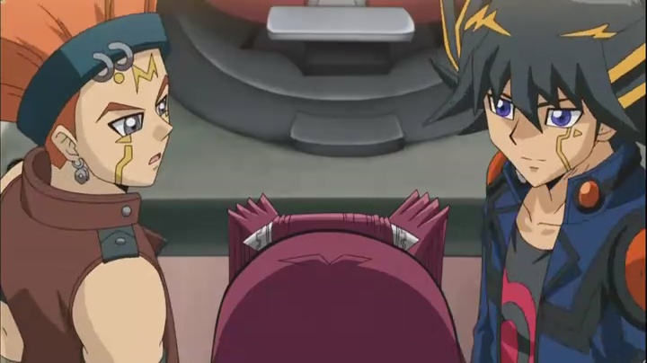 Ver Yu-Gi-Oh! 5Ds El World Riding Duel Grand Prix - Capítulo 115