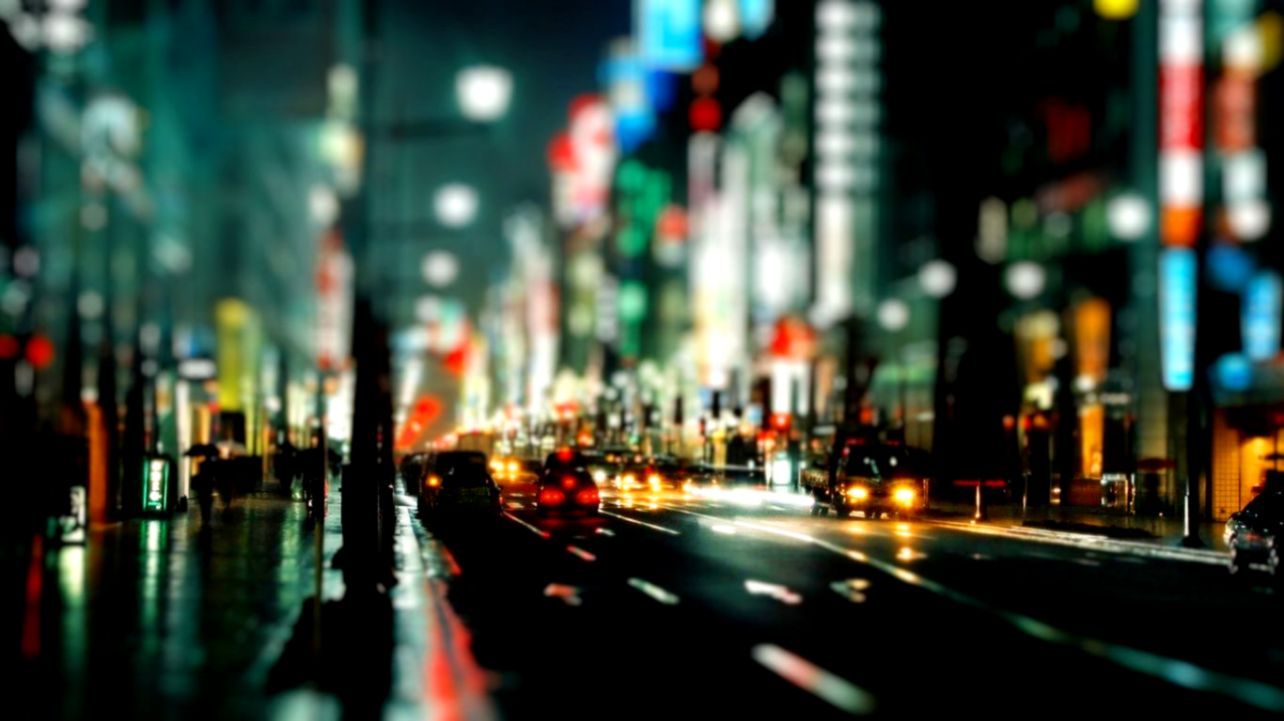 Hd Wallpaper City Night Pack Wallpapers