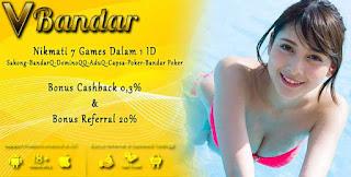 Keuntungan Bermain Judi Domino Online VBandar99.com - www.Sakong2018.com
