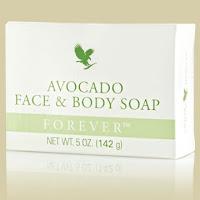 Сапун за лице и тяло с авокадо /Avocado Face & Body Soap/