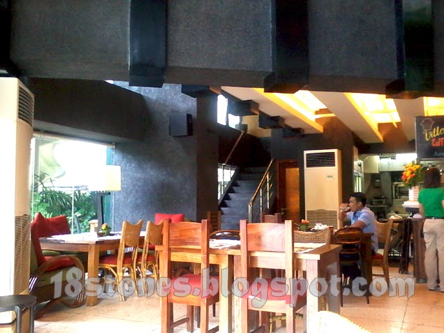 Apartment 1b In One Rockwell Is A Quiet Breakfast Cafe Handsomely Located Among Fellow Posh Restaurants They Serve Lunch Dinner And Their Breakfasts Are