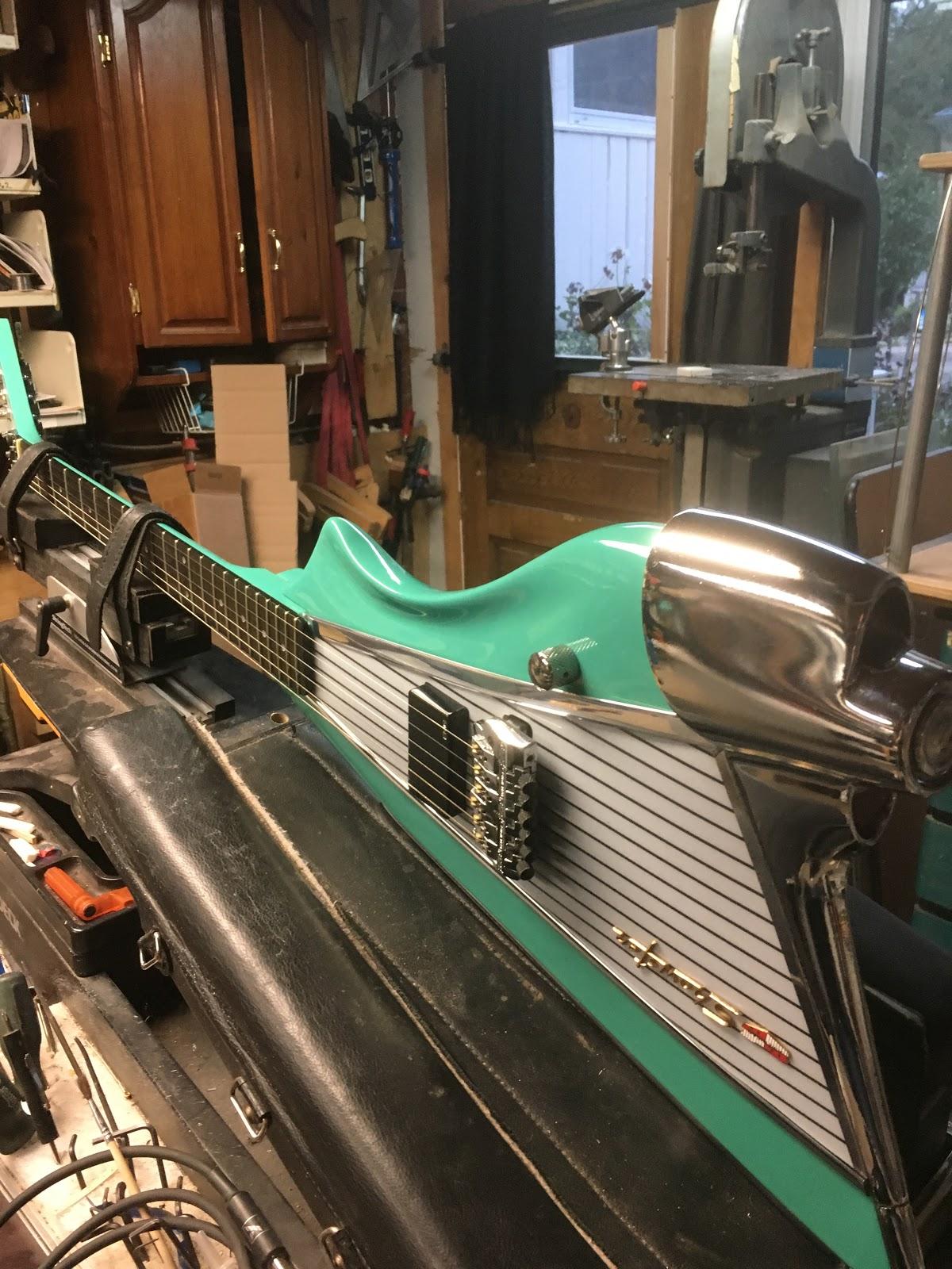 McConville Guitars / Guitar Repair and Design Courses