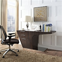 Contemporary Home Office Desk
