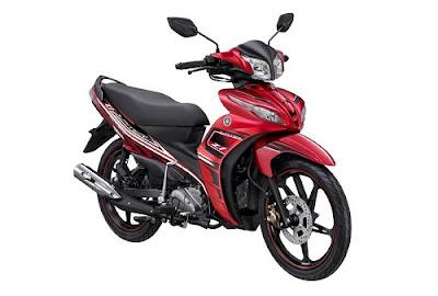 Harga Motor Yamaha Semua Tipe Terbaru Di Indonesia 2017