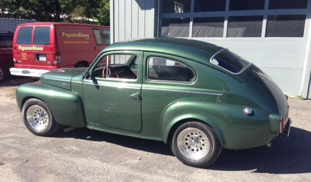 Daily Turismo Auction Watch 1959 Volvo PV544 Sport