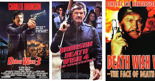 The Death Wish Series (1974 -1994)