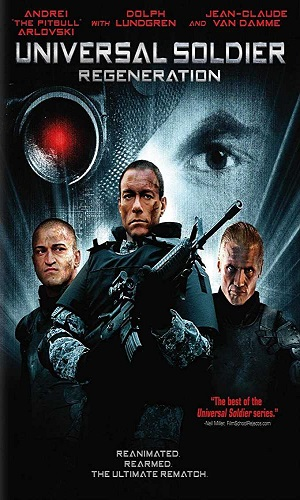 Universal Soldier Regeneration (2009) Hindi Dual Audio 480p Bluray 350MB