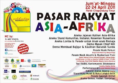 Pasar Rakyat Asia Afrika