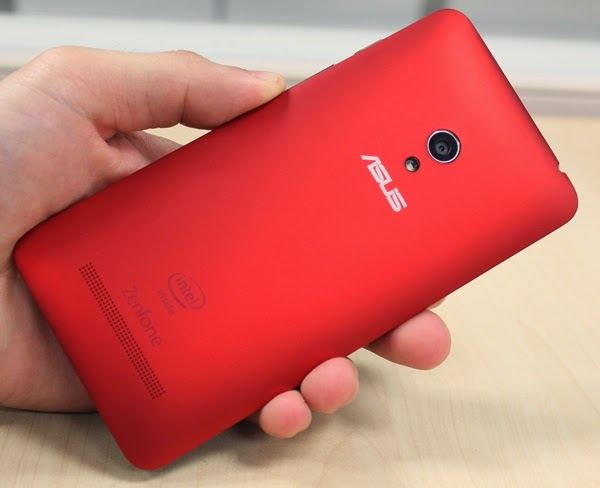 Gallery (Photo Collection) ASUS Zenfone 5 Cherry Red