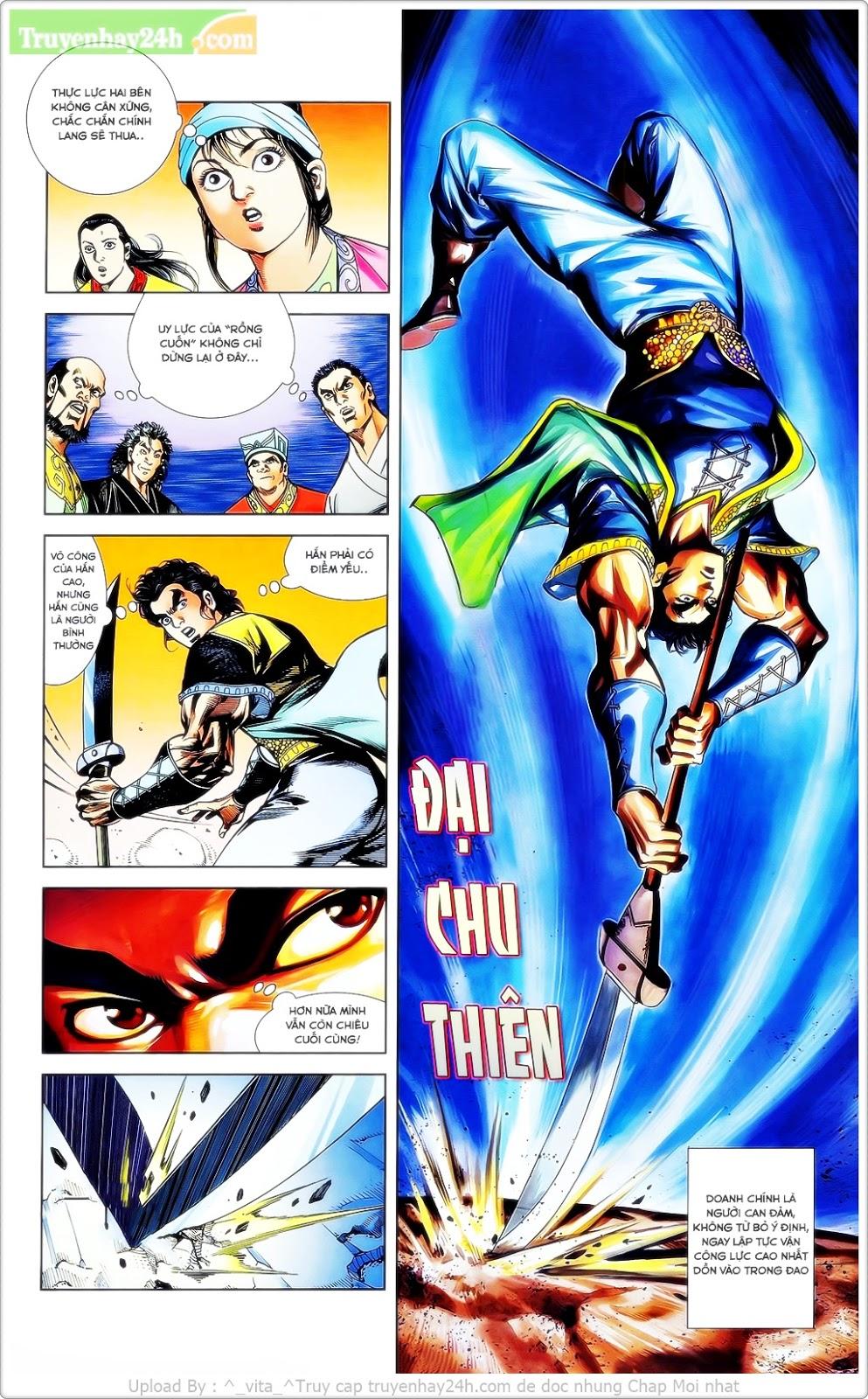 Tần Vương Doanh Chính chapter 23 trang 25