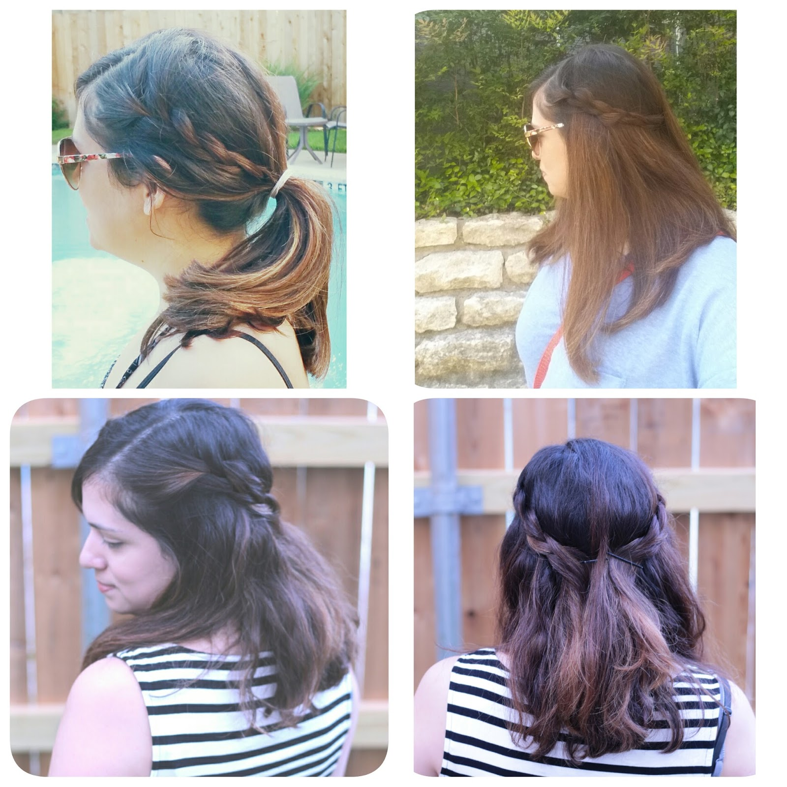 Strange Fashion For The Everyday Woman Simple And Cute Hairstyles Short Hairstyles Gunalazisus