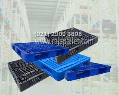 Pallet Plastik Berkualitas Untuk Cargo Harga Murah