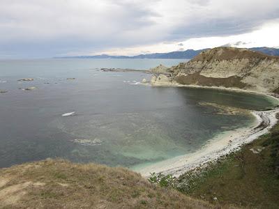 Península de Kaikoura, en Nueva Zelanda