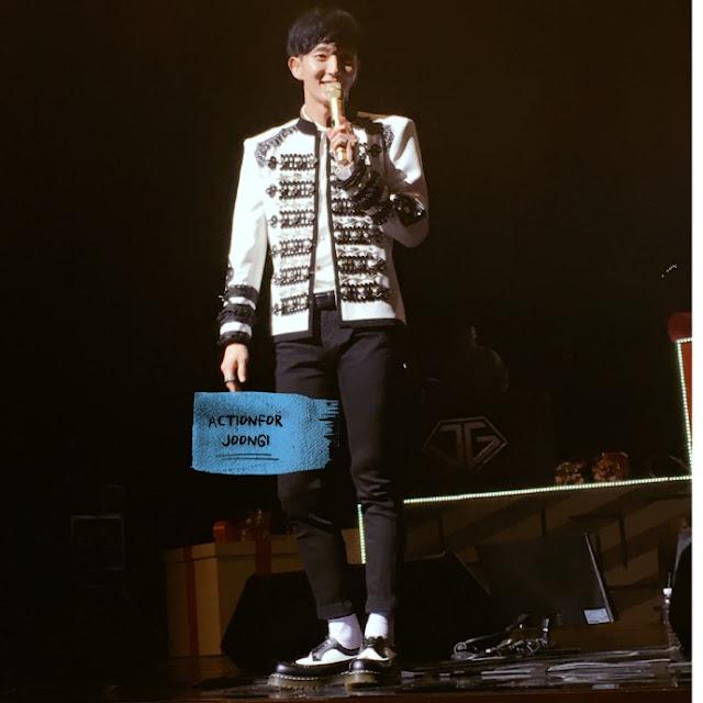 李準基推出全新EP《 Thank you》 首爾場演唱會首次獻唱