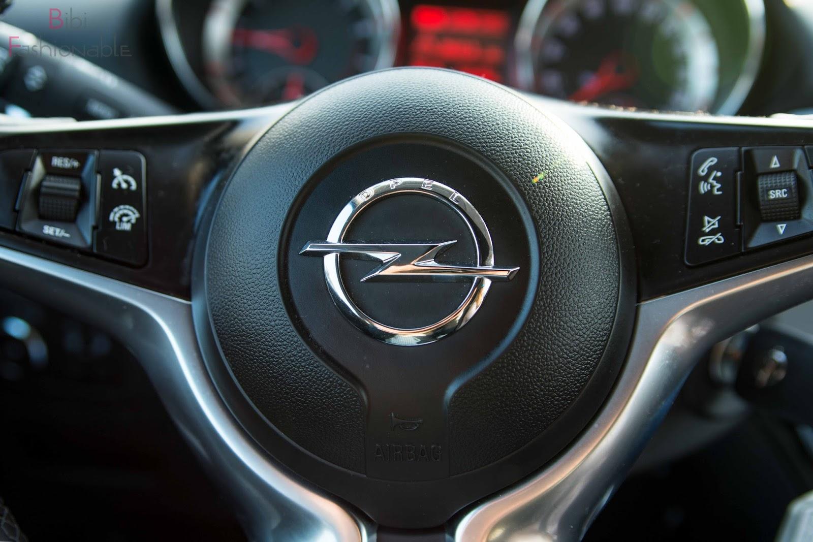 Opel Adam Rocks Lenkrad