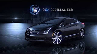 craftsmanship and technology behind the 2014 Cadillac ELR luxury coupe.