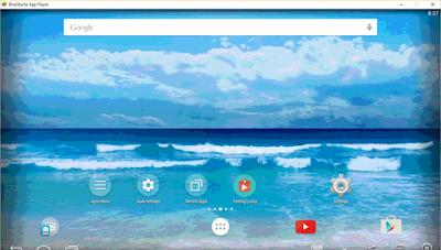 BlueStacks HD App Player Pro v2.1.7.5658 MOD + ROOT โปรแกรมเล่น Andrios บน PC