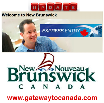 UPDATE: New Brunswick Express Entry Labour Market Stream