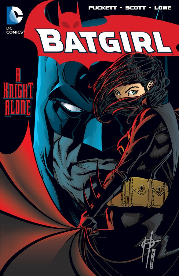 batgirl vol 2 a knight alone dc comics cassandra cain