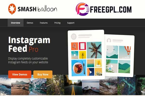 Instagram Feed Pro Nulled Free Download