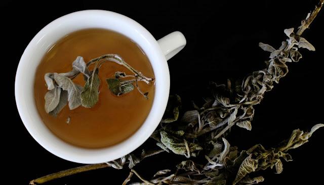 Unique teas of Albanian Mountains