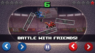 Drive Ahead! Apk v1.38 Mod Unlimited Money Terbaru