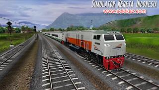 Simulator Kereta Indonesia Apk v1.0.1 Terbaru