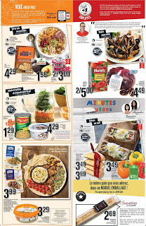 IGA flyer quebec english