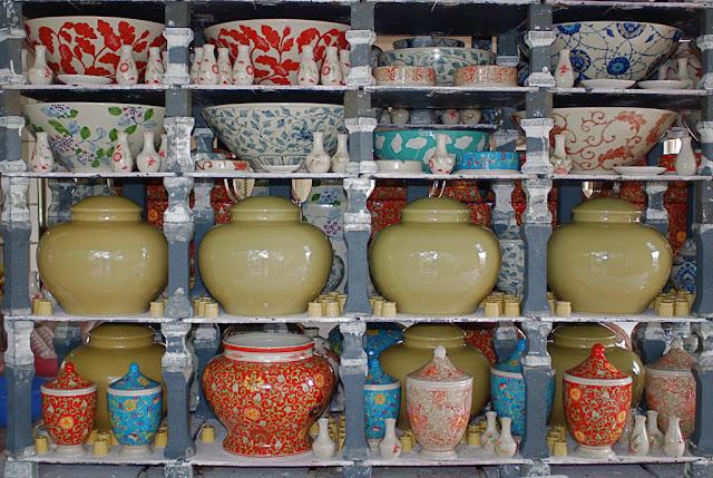 Vietnamese pottery