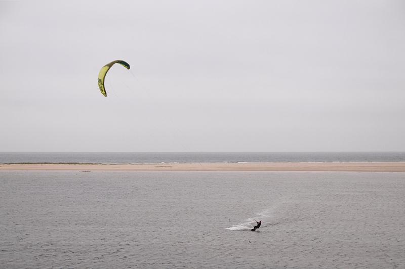 Windsurfer Nordsee Amrum Wittdün