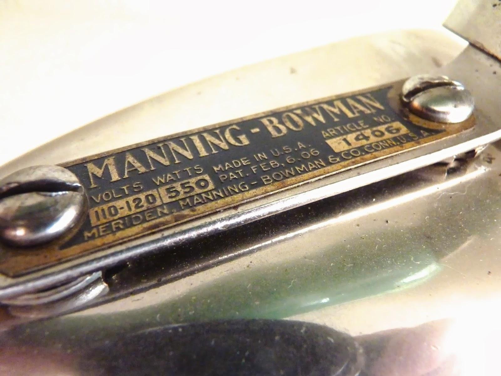 Manning Bowman Company
