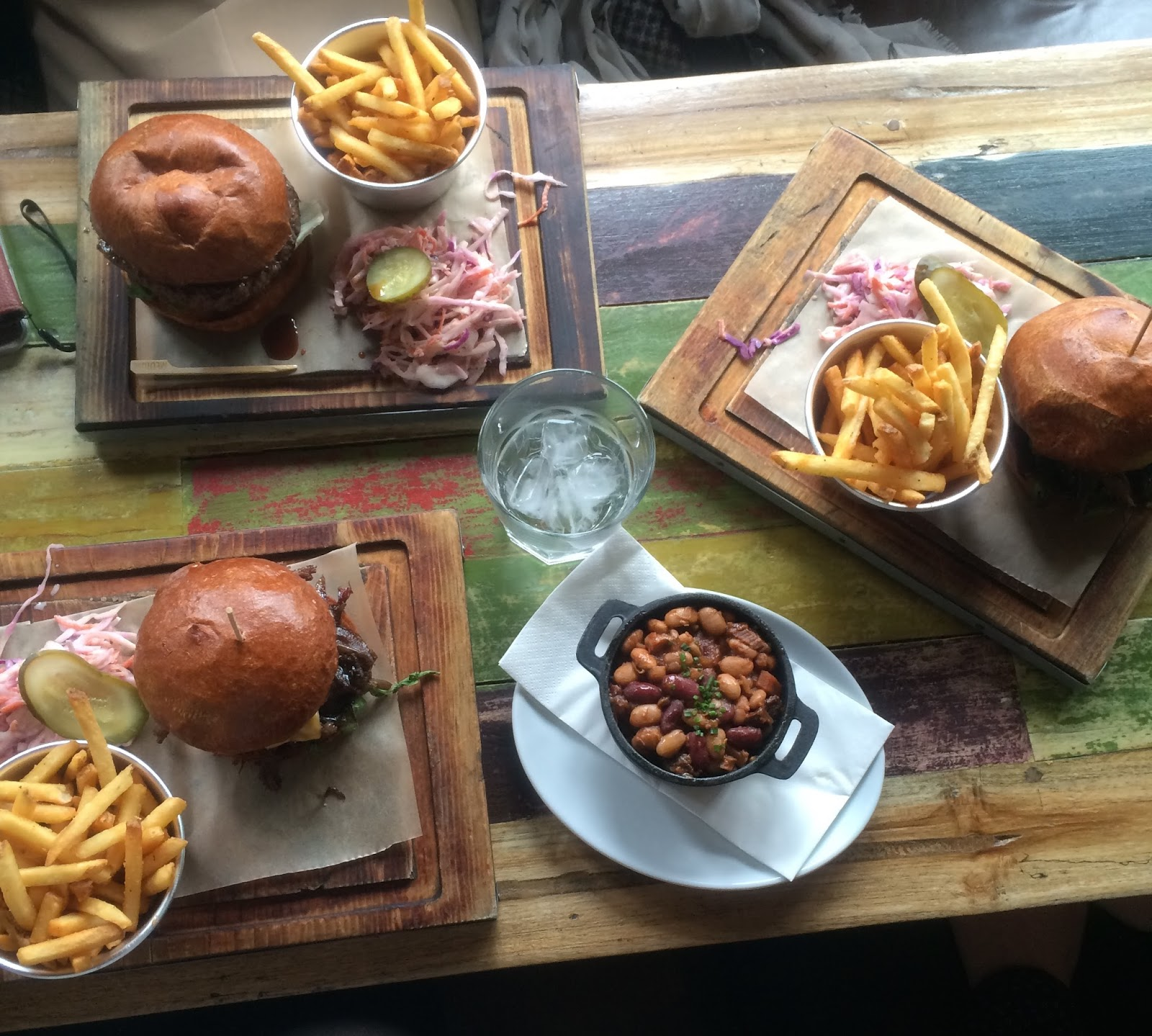 blues kitchen camden burgers review