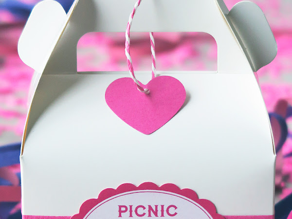 Picnic Love Box