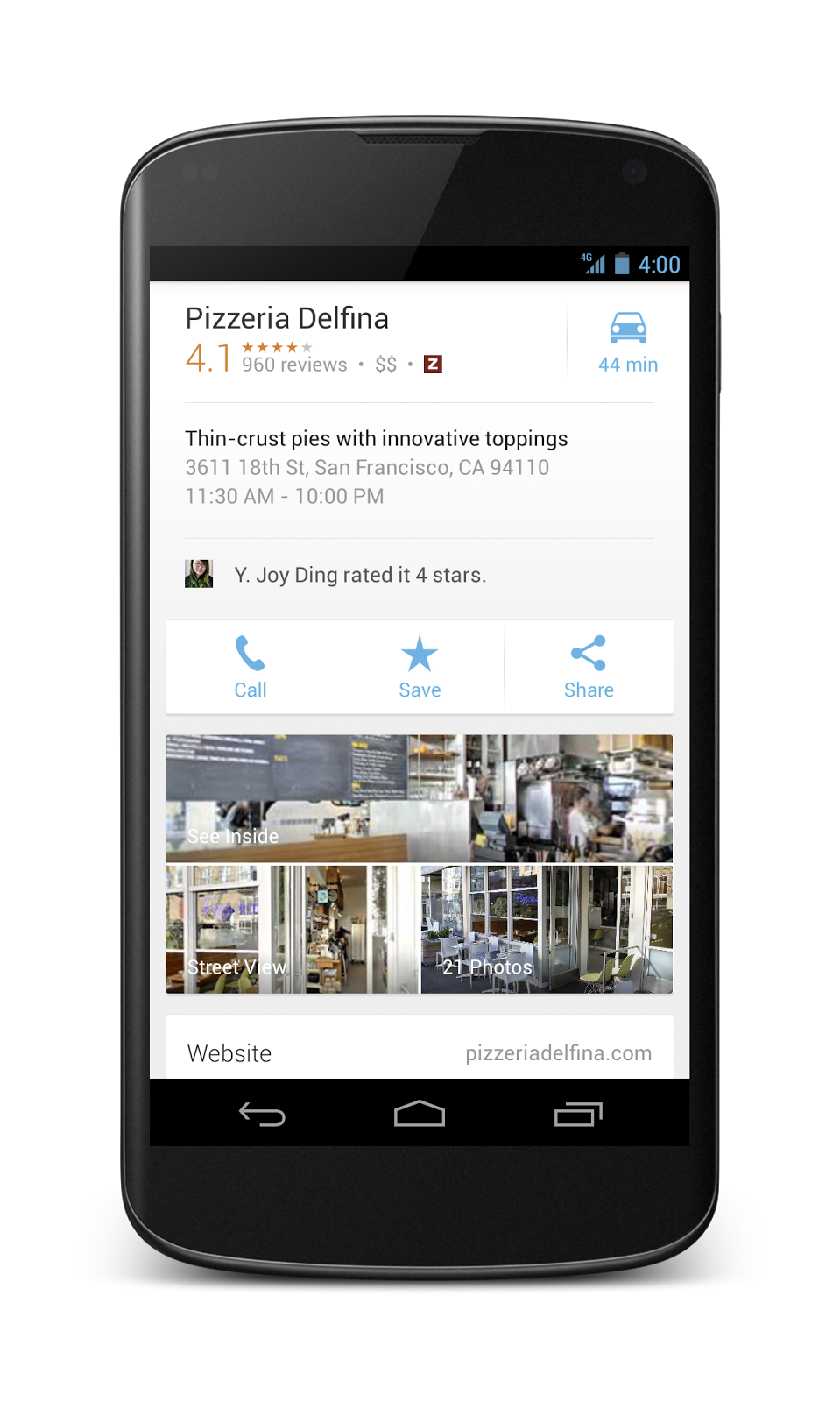 Google Lat Long A new Google Maps app for smartphone and tablets