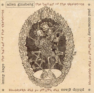 The Ballad Of The Skeletons - Allen Ginsberg