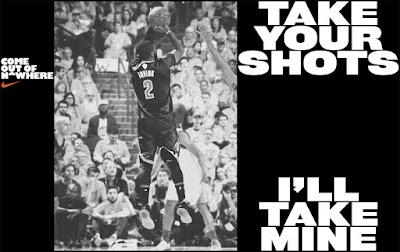 Nike conta com LeBron em campanha para a nova temporada da NBA