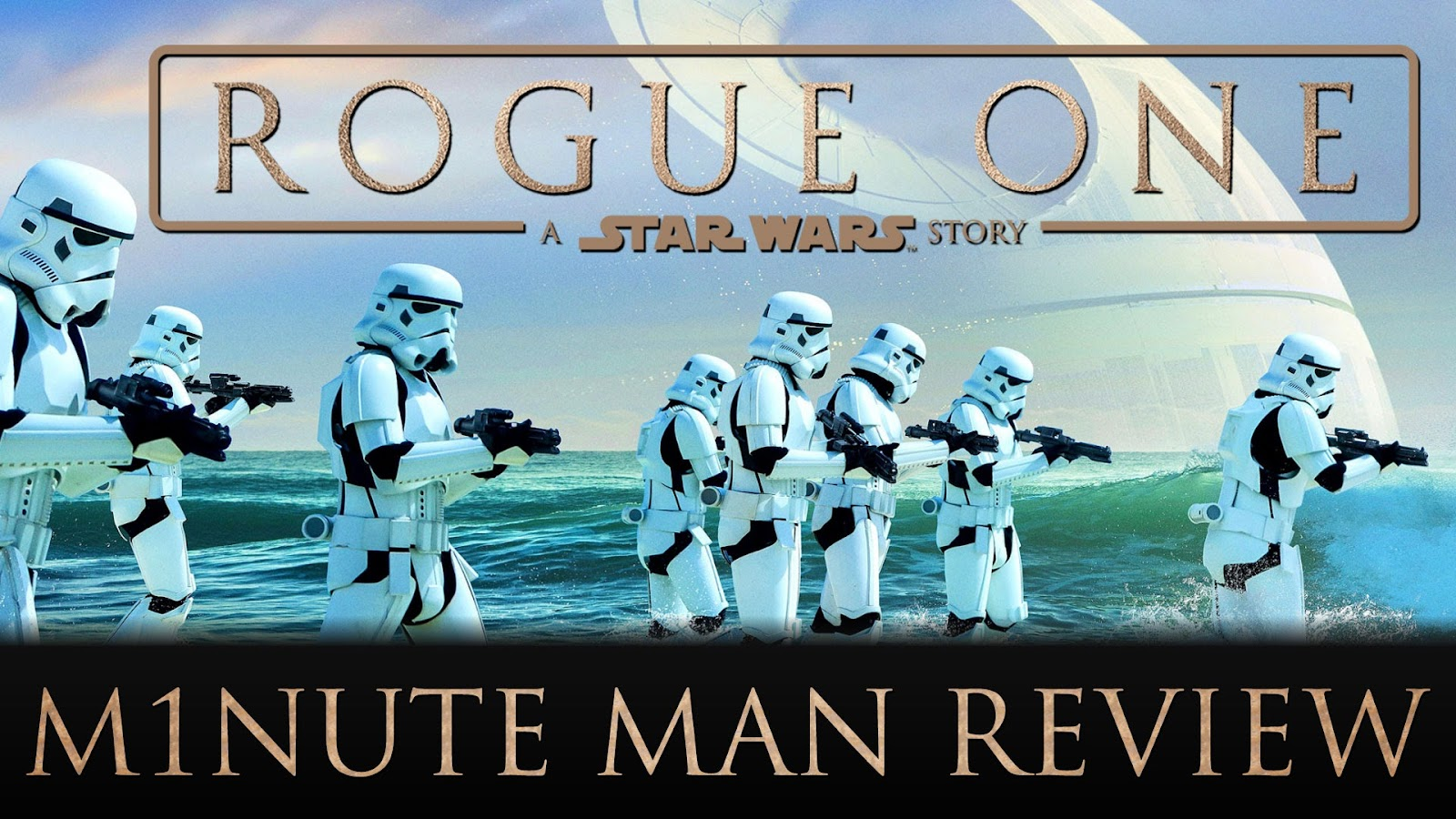 movie review Rogue One: A Star Wars Story podcast