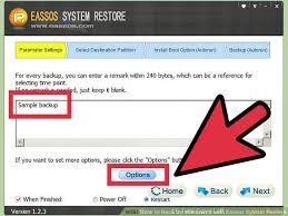 تحميل برنامج استعادة النظام EASSOS SYSTEM RESTORE مع سيريال التفعيل