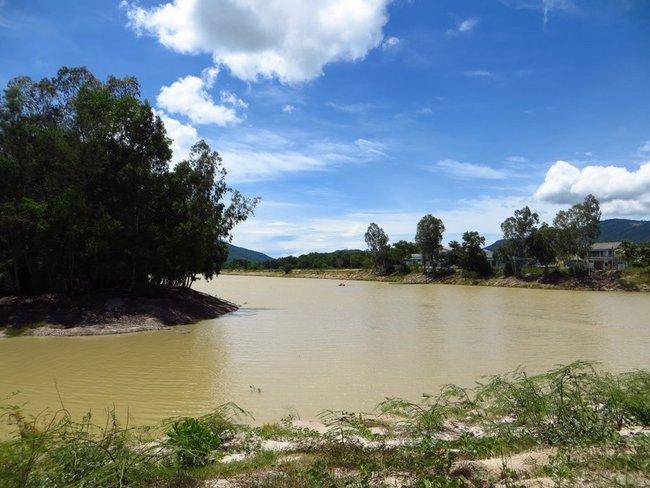 Большое озеро на самуи