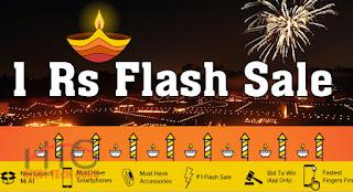 Redmi Diwali Flash Sale Offers ki Jankari