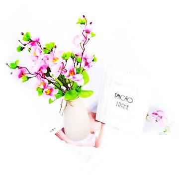 Bunga Plastik / Bunga Artificial Prem (Seri X1)
