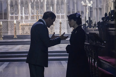 Matt Smith and Claire Foy in The Crown (10)
